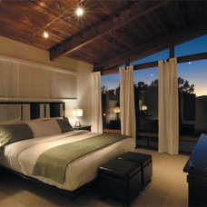 contemporary bedroom by Wayde's Designed Living