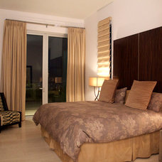 Contemporary Bedroom by Robert Puleo Design