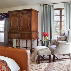 Traditional Bedroom by Jonathan Winslow Design