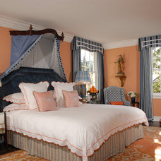 Traditional Bedroom by Timothy Corrigan, Inc.