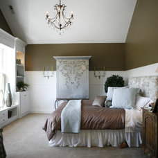 Transitional Bedroom by Everything Home