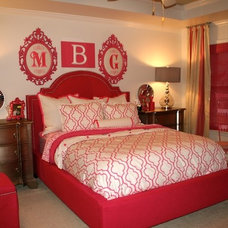 Traditional Bedroom by Outrageous Interiors