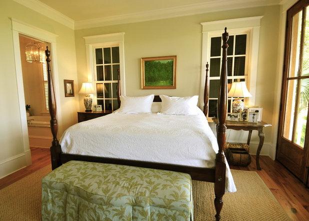 Traditional Bedroom by Alix Bragg Interior Design