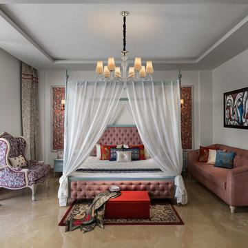 Home In Lucknow by Pooja Gupta (idesignstudios)