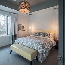 Contemporary Bedroom by Peter A. Sellar - Architectural Photographer