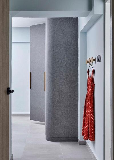 Bedroom by Studio FortyFour