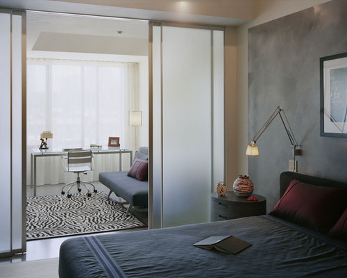 Awesome Best Home Office Bedroom Design Ideas Remodel Pictures Houzz Largest Home Design Picture Inspirations Pitcheantrous