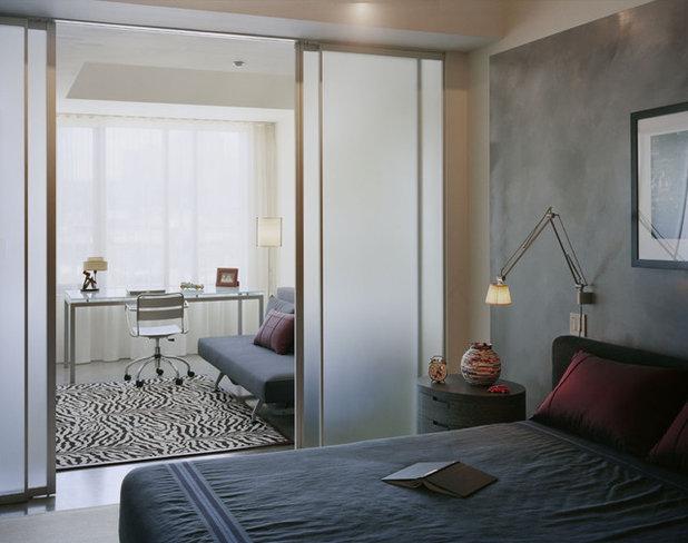Модернизм Спальня by Kristen Rivoli Interior Design