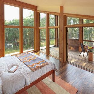 Master Bedroom Porch | Houzz