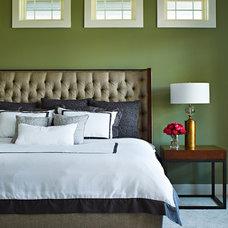 Contemporary Bedroom by Van Nice Design