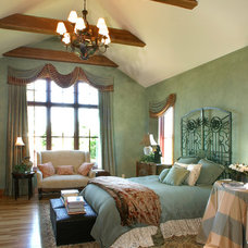 Traditional Bedroom by The Rug Gallery