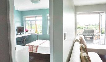 Home Staging - Bedrooms & Den - Kid's bedroom & Den AFTER