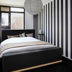 modern bedroom by Studio Cocoon - Daniella de Haas