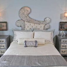 Eclectic Bedroom by Reflections of You, by Amy, LLC