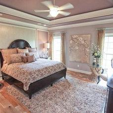 Traditional Bedroom by Lisa Lynn Designs Home Store & Design Studio