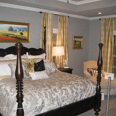 Traditional Bedroom by J Renee Designs