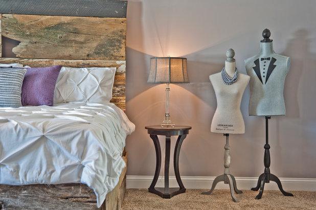 Стиль шебби-шик Спальня by Adam Miller Homes