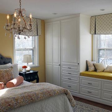 Homeland Master Bedroom and Bathroom