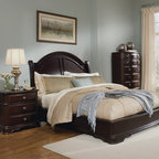 Reclaimed Wood Platform Beds Contemporary Bedroom Chicago By Zin Home