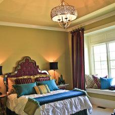 Modern Bedroom by EF Marburger Fine Flooring