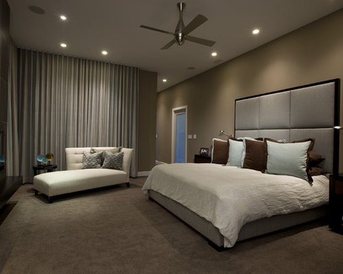 Contemporary Master Bedroom Houzz