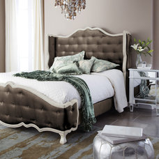 Contemporary Bedroom by Horchow