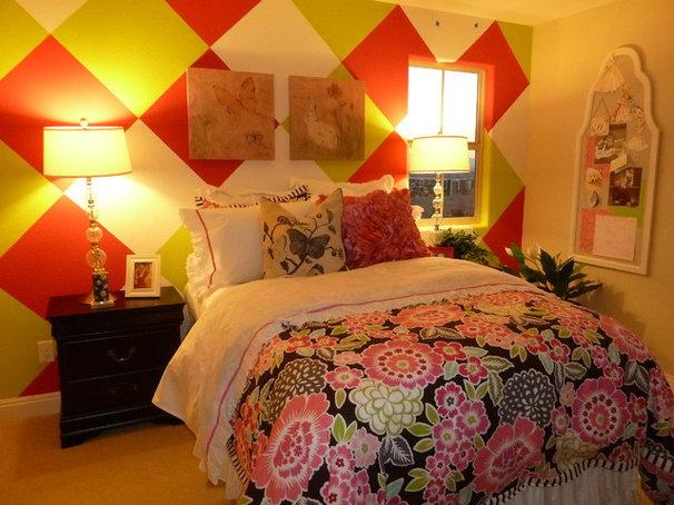 Traditional Bedroom by Studio V Interior Design