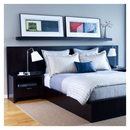 Horizons Studio Morgan Bed With Side Panels More Info