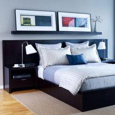 Modern Bedroom by Ethan Allen