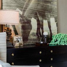 Traditional Bedroom by Terrat Elms Interior Design