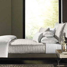 Contemporary Bedroom by Hotel Collection