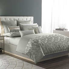 Transitional Bedroom by Hotel Collection