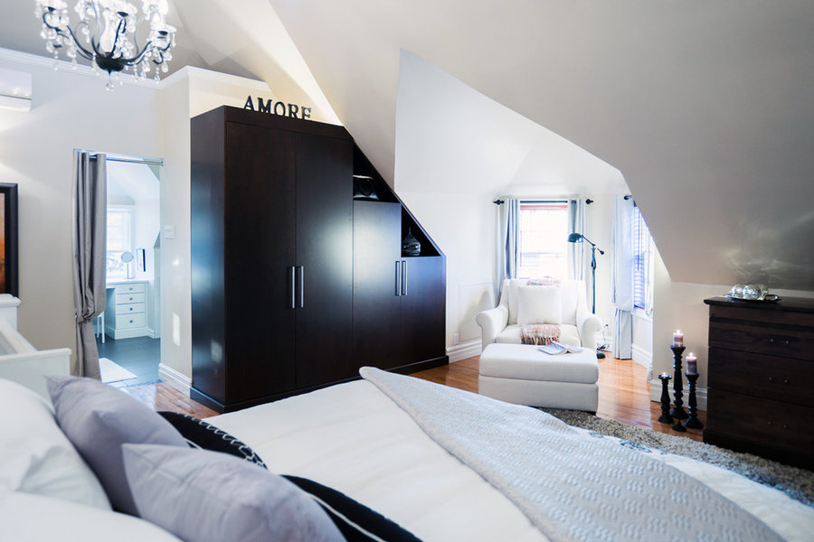 Hotel-style Master Bedroom