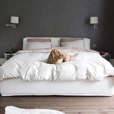 Contemporary Bedroom by Baden Baden Interior