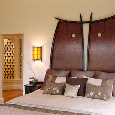 Contemporary Bedroom by Polhemus Savery DaSilva