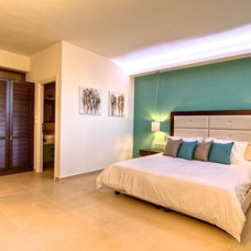Contemporary Bedroom by NINOS CONSULTANCY CONSTRUCTION