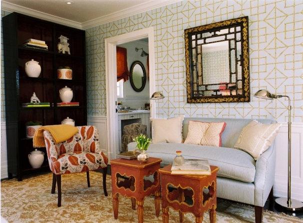 Bedroom by Elizabeth Dinkel