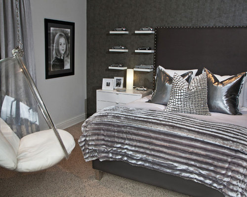 Black And Silver | Houzz