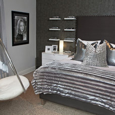 Contemporary Bedroom by andre kleynhans interiors