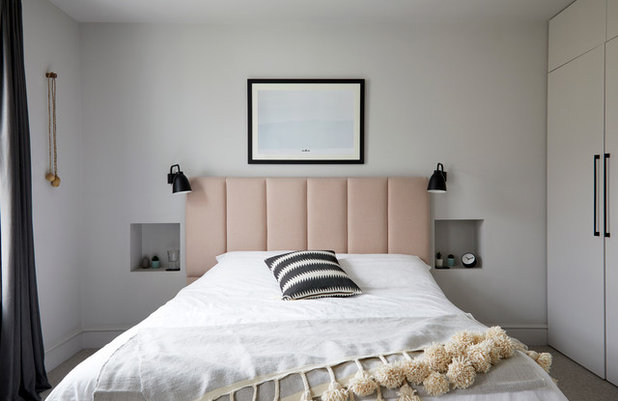 Contemporary Bedroom by Anna Stathaki | Photography
