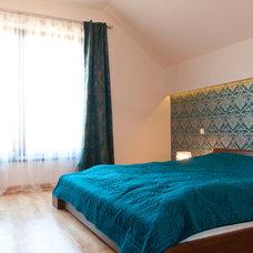 Modern Bedroom by studio A:W