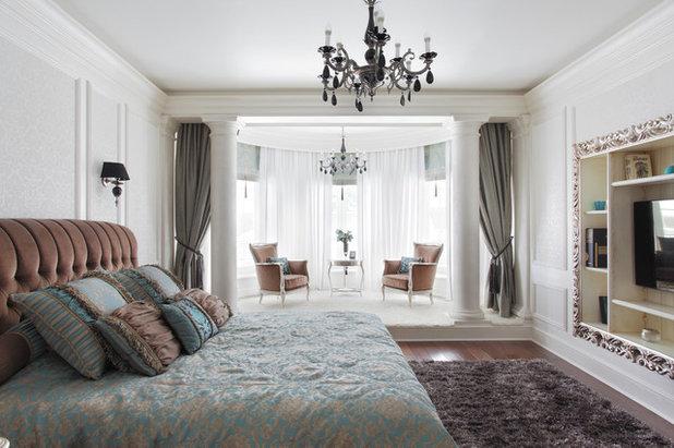 Классический Спальня by АРTэврика - студия дизайна интерьеров