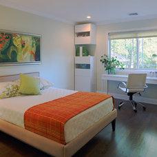 Contemporary Bedroom by Studio 360
