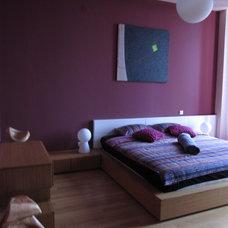 Modern Bedroom by Angel Mangarakov