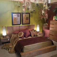 House of Bedrooms Master Bedroom Showcase - Bloomfield Hills, MI ...