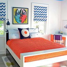 Bedroom by d2 interieurs