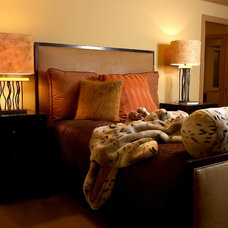 Bedroom by Jaque Bethke for PURE Design Environments Inc.