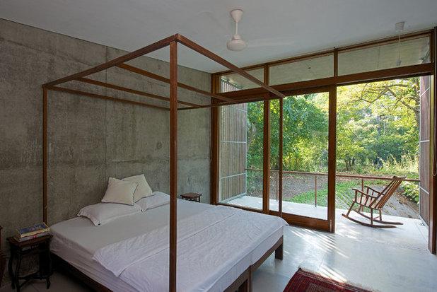 Contemporary Bedroom by Architecture BRIO