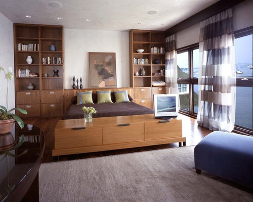 pics of bedrooms modern house on island 16647
