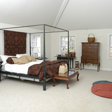 Traditional Bedroom by Joseph B Lanza Design + Building